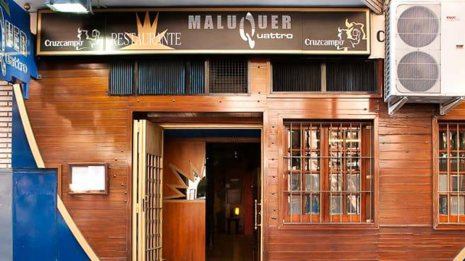 Entrada - Restaurante Maluquer Quattro, Valencia