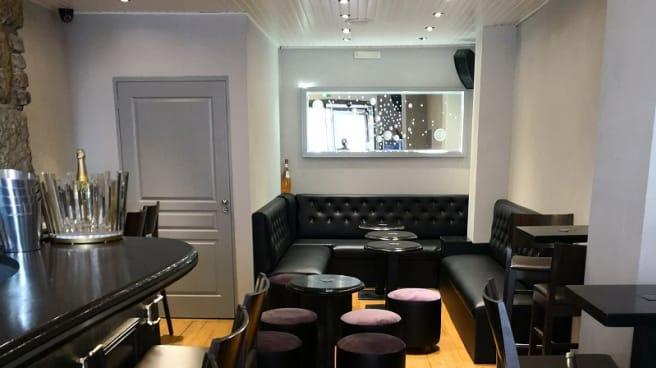 salle - Giuliano's, Nice