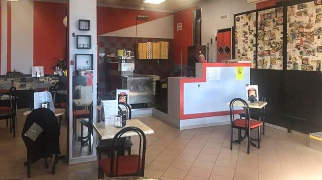Interno - Cossato Fried Chicken & Pizza