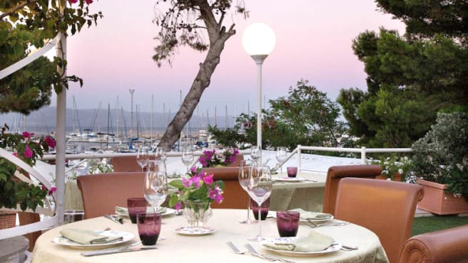 Vista della terrazza - Dal Corsaro al mare, Cagliari