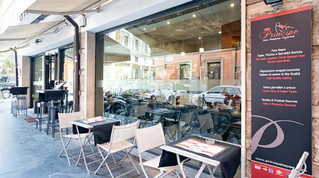 entrata - Principe Tapas Gourmet, Roma