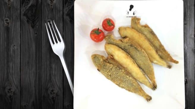 Especialidad del chef - La Andaluza Cambrils, Cambrils