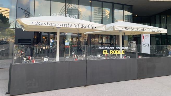 Terraza - El Roble - Fira, L'Hospitalet de Llobregat