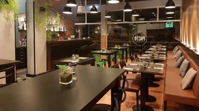 Sala - Pacto Gastro Bar, Maia
