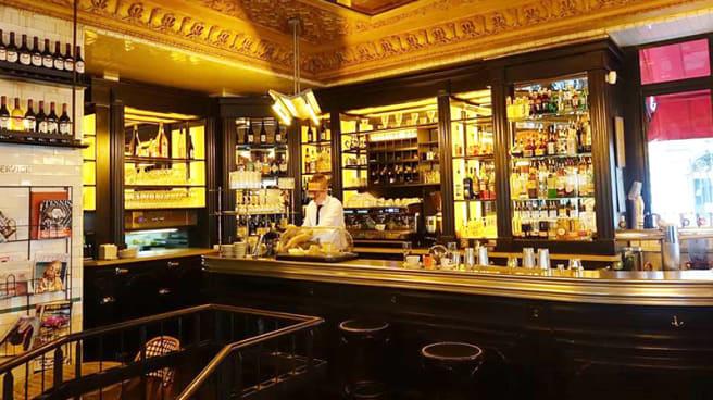 Le bar du Francoeur - Café Francoeur, Paris