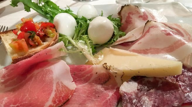Suggerimento dello chef - agriturismo don salvatore, Monte Di Procida