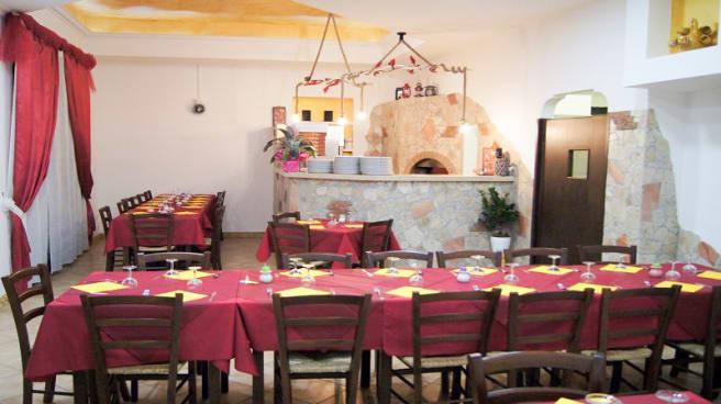 Vista sala - Antichi Sapori Veliterni, Velletri