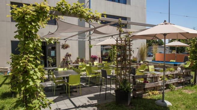 La terrasse - Vidy Lunch Café, Lausanne