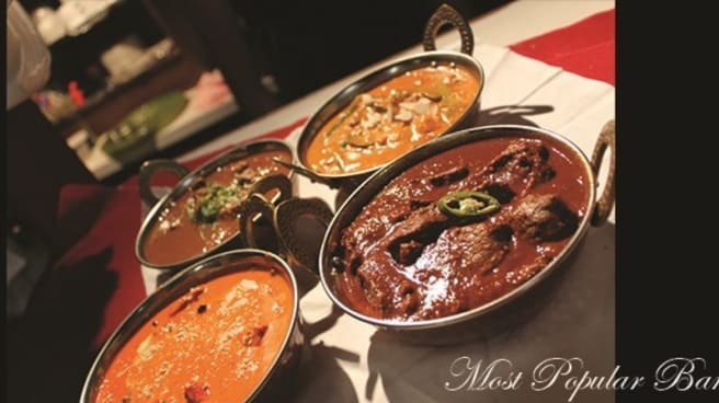 Indian Affair Restaurant, Phillip (ACT)