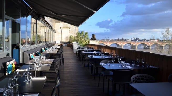 Vue panoramique - Le Siman, Bordeaux