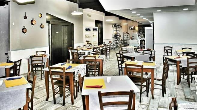 Sala - Pummarò Gourmet, Ciampino
