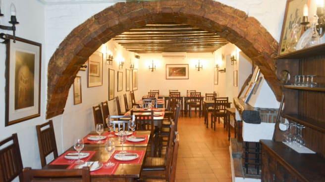 Vista sala - Mesón Cortijo de Pepe, Málaga