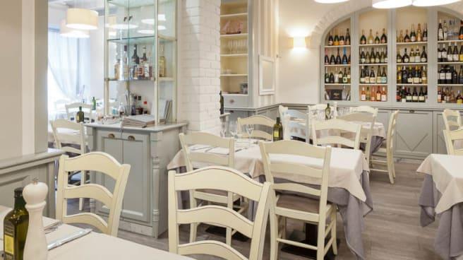 Salone ristorante - L.A. Torre del Mangia...mi, Milano