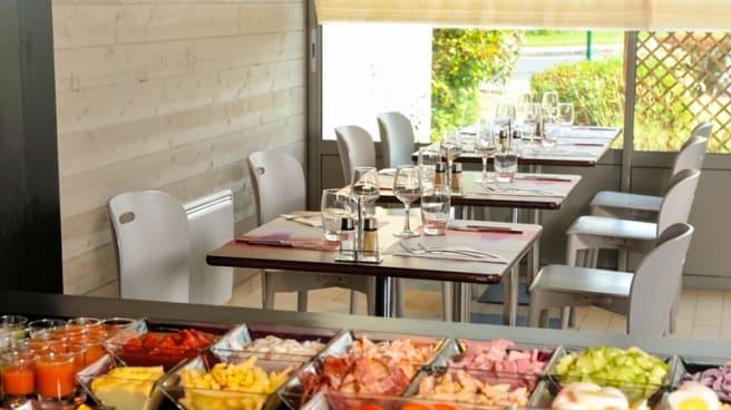 Salle du restaurant - Campanile Bordeaux Sud Pessac, Pessac