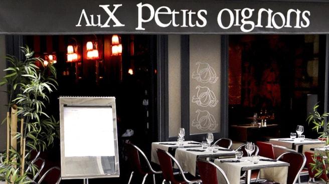 Façade - Aux Petits Oignons, Nantes