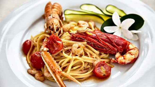Suggerimento dello chef - La Baronia, Carini