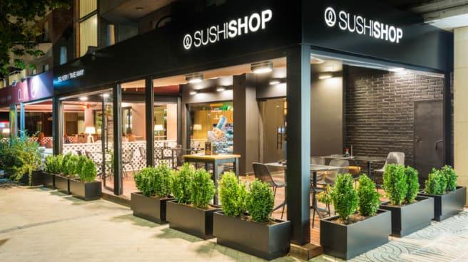 Entrada - Sushi Shop Pozuelo, Pozuelo de Alarcón