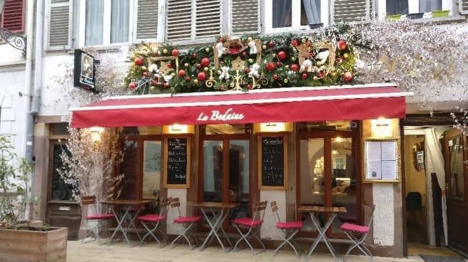 terrasse - La Bedaine, Restaurant et Winstub, Strasbourg