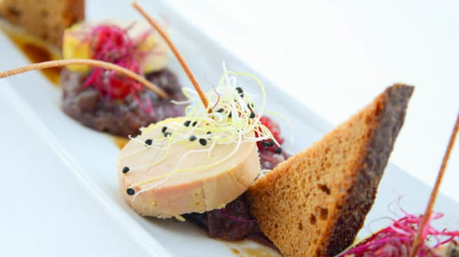 Foie gras - The View