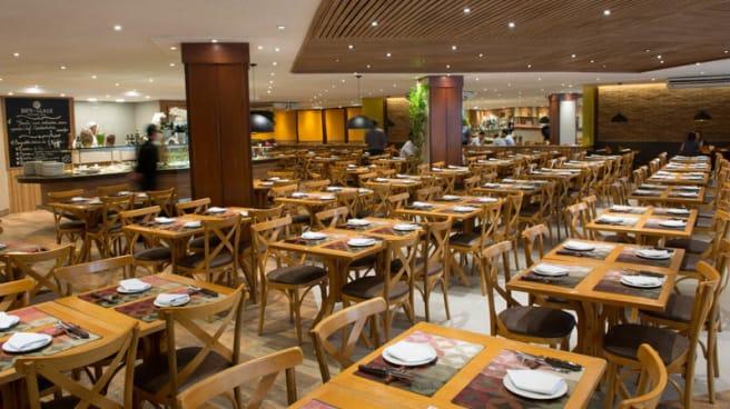 Vista da sala - Demi-Glace Premium Grill, Rio de Janeiro