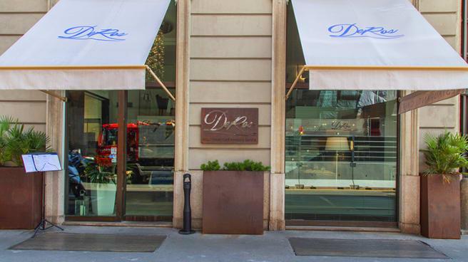 Entrata - De Ros, Milano