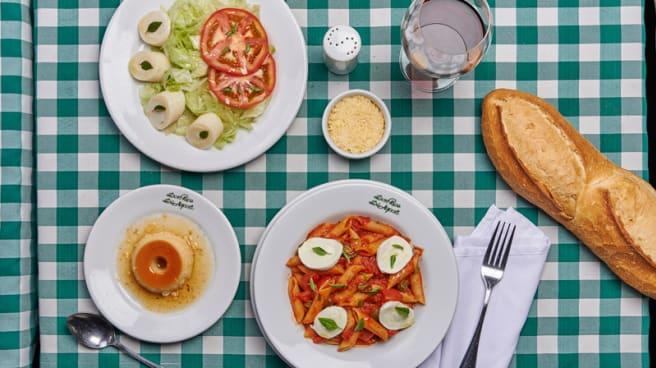 Sugestão prato - Don Pepe Di Napoli - Vila Olímpia, São Paulo