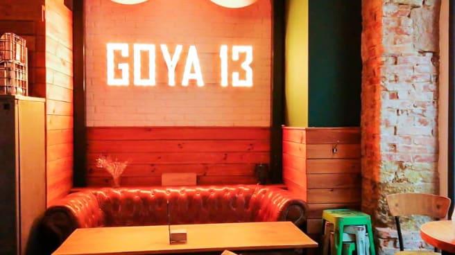 Vista de la sala - Goya 13, Oviedo