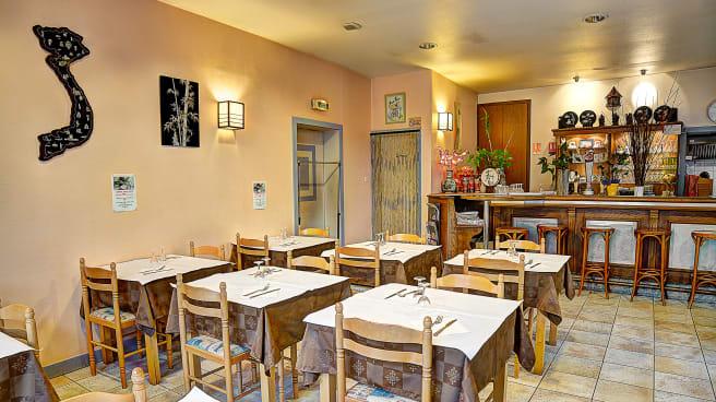 Restaurant asiatique - Thach Thao, Strasbourg