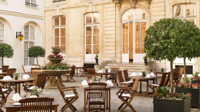 Terrasses - Saint James Albany - 202 Rivoli - Restaurant & Terrasse, Paris