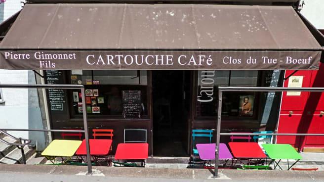 Café Cartouche, Paris