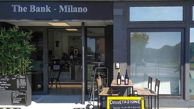 Entrata - The Bank Milano, Milano