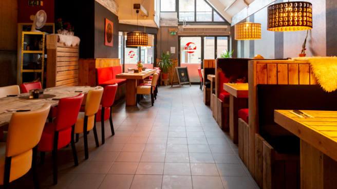 Het restaurant - Tarek's Steakhouse, Boskoop