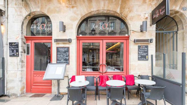 Façade - La Folie Rouge, Bordeaux