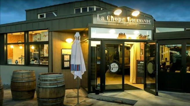 Entrée - La Chope Gourmande, Sainte-Luce-sur-Loire