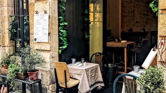 Entrée - Au Couvent, Bordeaux
