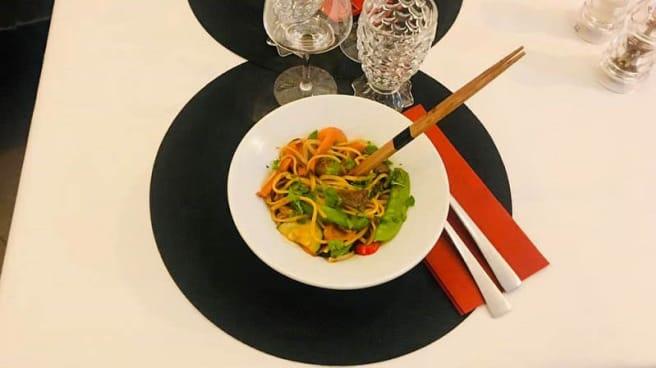 suggestion du chef - Le Beccaria, Grenoble