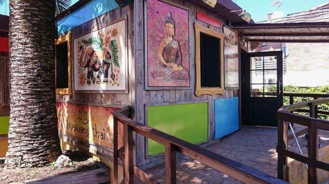 Entrada - Bualuang Thai, Torredembarra