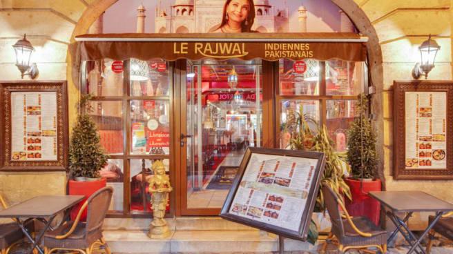Entrée - Le Rajwal, Bordeaux