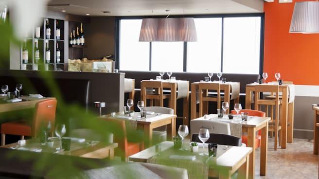 Salle du restaurant Le M - Le M Île-de-Ré, Rivedoux-Plage