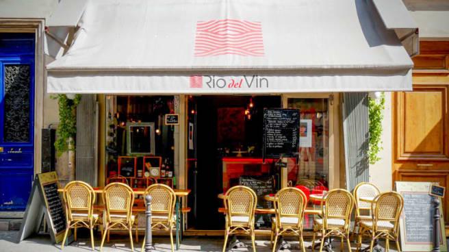 Entrée - Rio Del Vin, Paris