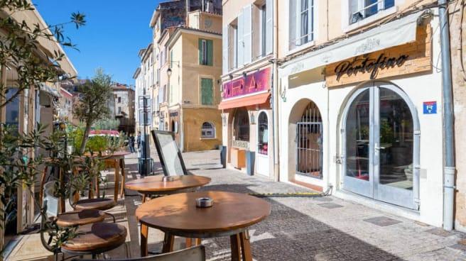 Entrée - Le Portofino, Aix-en-Provence