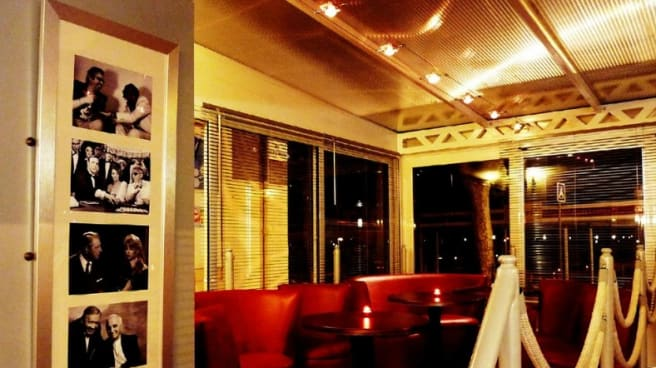 Restaurant - L'Aparté, Golfe-Juan
