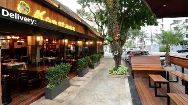 Esplanada - Konstanz Choperia e Restaurante, São Paulo