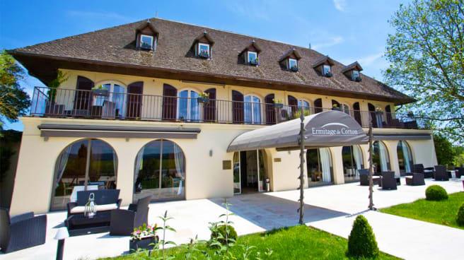Ermitage de Corton Hôtel et restaurant - Ermitage de Corton