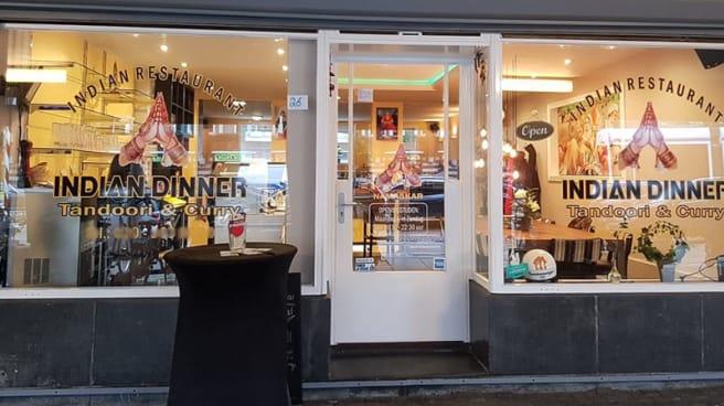 Restaurant - Indian Dinner Express, Amsterdam