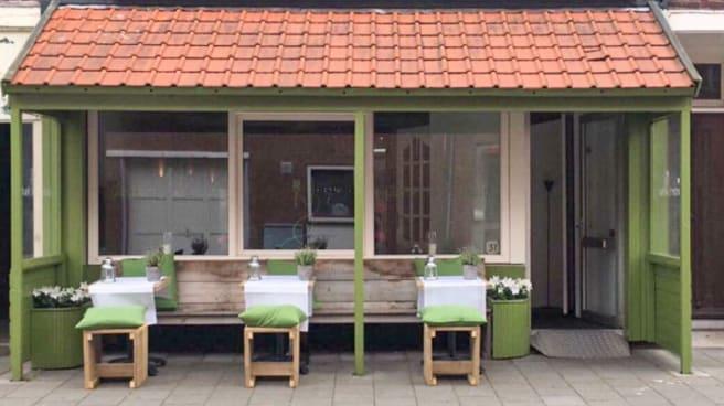 Ingang - Gasterij de Hout, IJmuiden