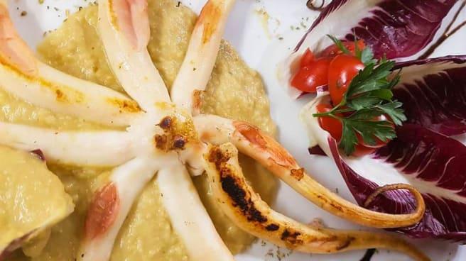 Suggerimento dello chef - Trattoria Il Grillo Parlante, Genova