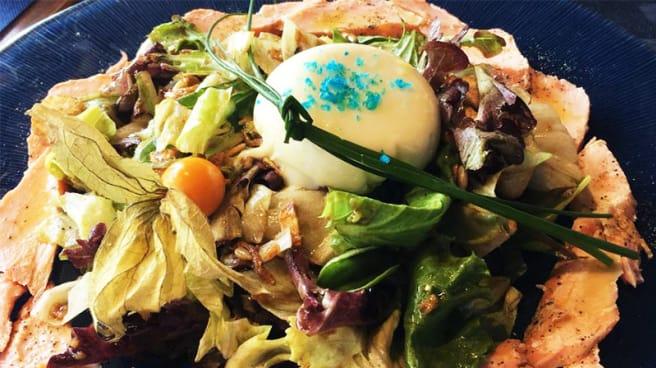 Sugerencia del chef - La Tomaca Blava, Altea