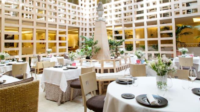 Vista Sala - La Manzana - Hotel Hyatt Regency Hesperia Madrid, Madrid