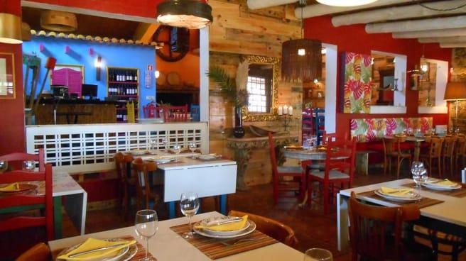 sala nova - Cerrado Restaurante - Abrunheira, Sintra